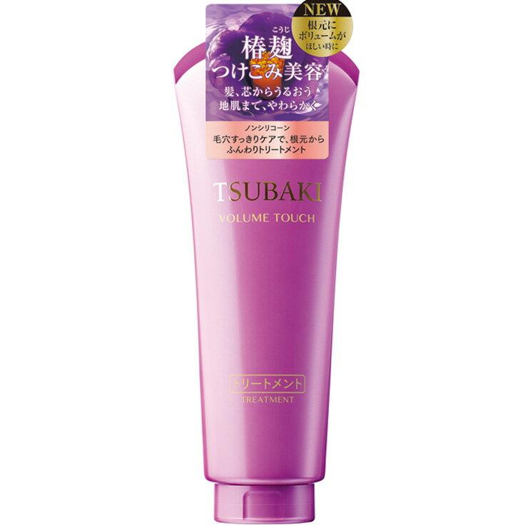 TSUBAKI 思波綺 上質豐盈護髮霜 (軟塌髮適用) 180g