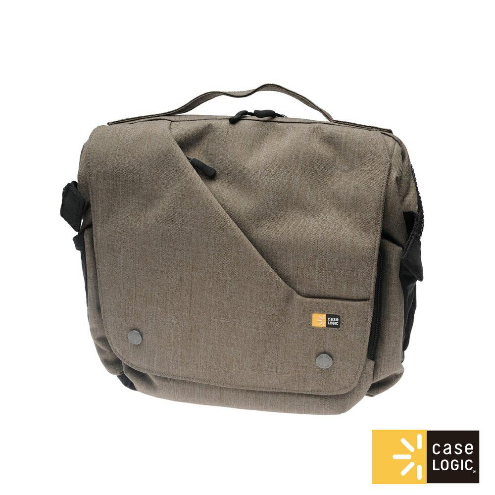 【Case Logic 凱思】側背式多功能相機包 FLXM-102-淺棕