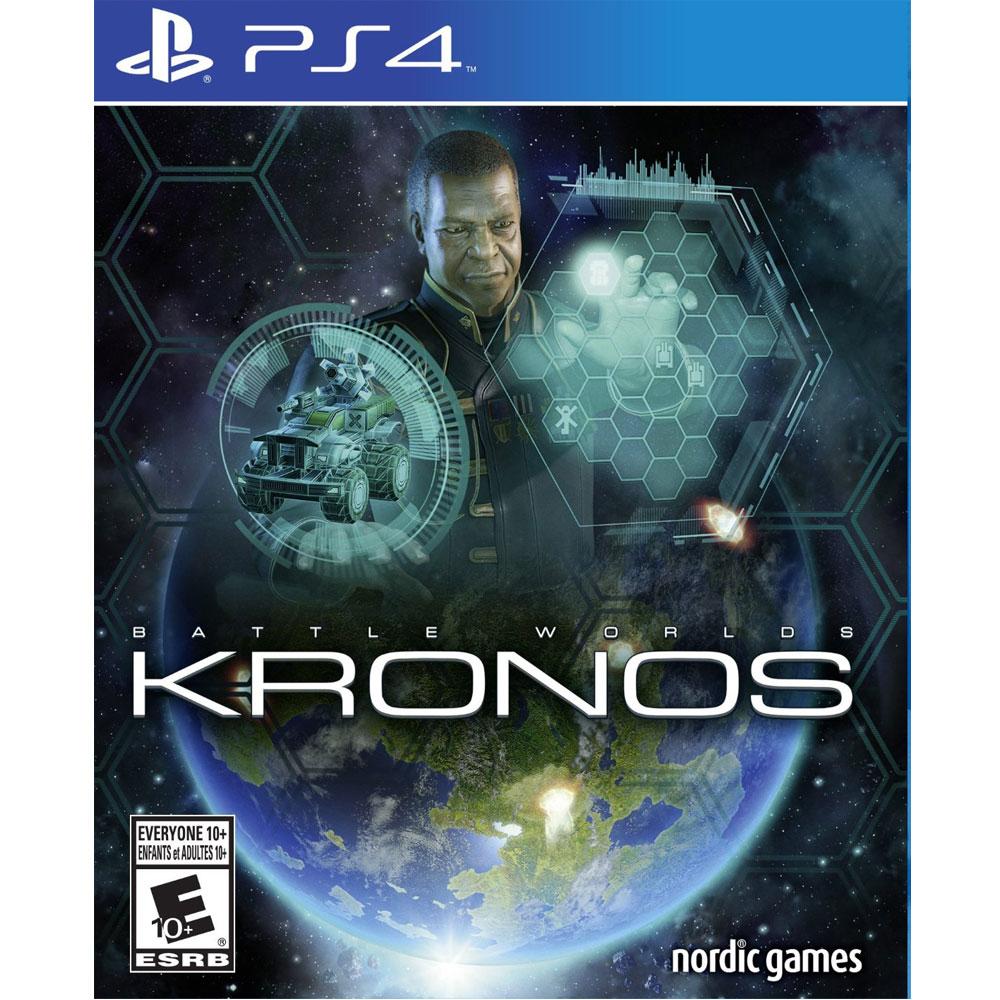 PS4~戰鬥世界:克羅諾斯 Battle Worlds: Kronos~英文美版