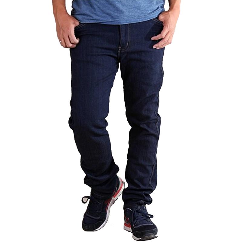 【【CS衣舖 】5581】加厚保暖內刷毛 單寧修身牛仔褲 釣魚 登山 超保暖