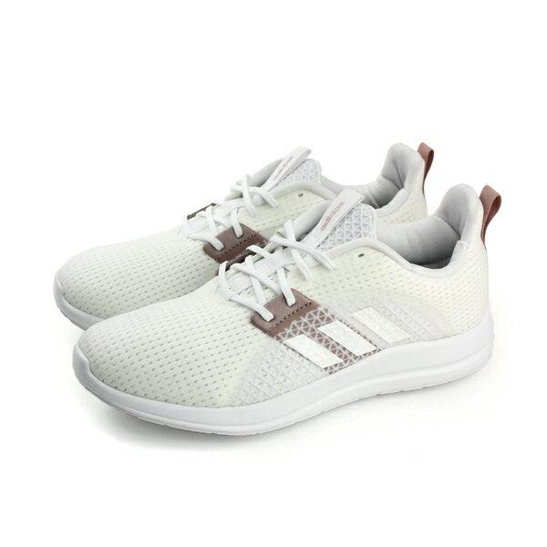 HUMAN PEACE:adidaselementV運動鞋慢跑鞋網布白色女鞋CM7298no499