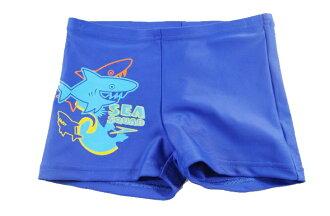 [陽光樂活]SPEEDO幼童男休閒四角泳褲 Seasquad Placement-SD809219A857 藍