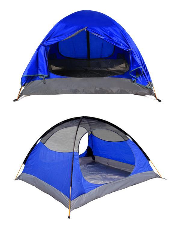 Waterproof Hiking Camping Family Tent 1