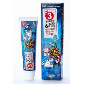 倍麗兒 波力 兒童牙膏 口香糖口味 6歲以上 男◆德瑞健康家◆