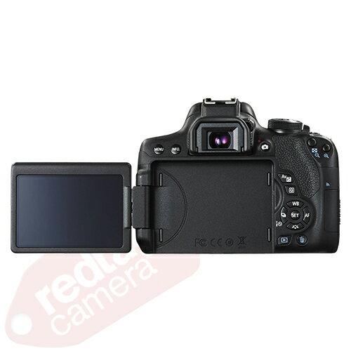 Canon Eos Rebel T6I Camera + 18-55mm stm + 75-300mm + 30 Piece Accessory Bundle 3