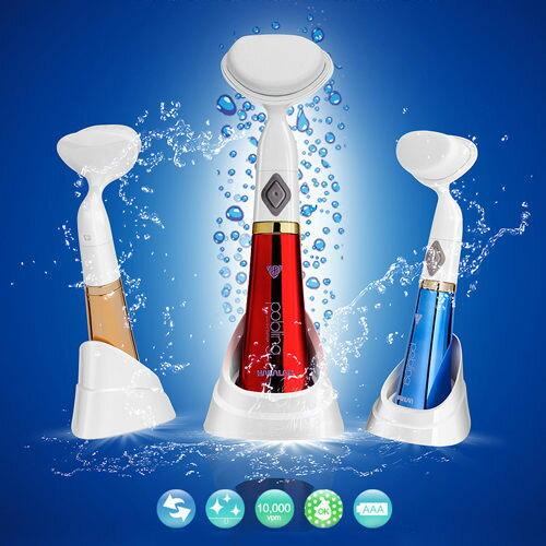 全新六代pobling 洗臉神器 洗臉刷 洗臉機 洗臉神器 A40402 【H00393】