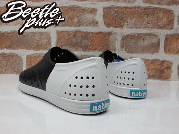 BEETLE 2015 NATIVE JERICHO 黑白 雙色 OREO 色塊 拼接 超輕量 女鞋 休閒鞋 修身鞋 GLM04W-1239 2
