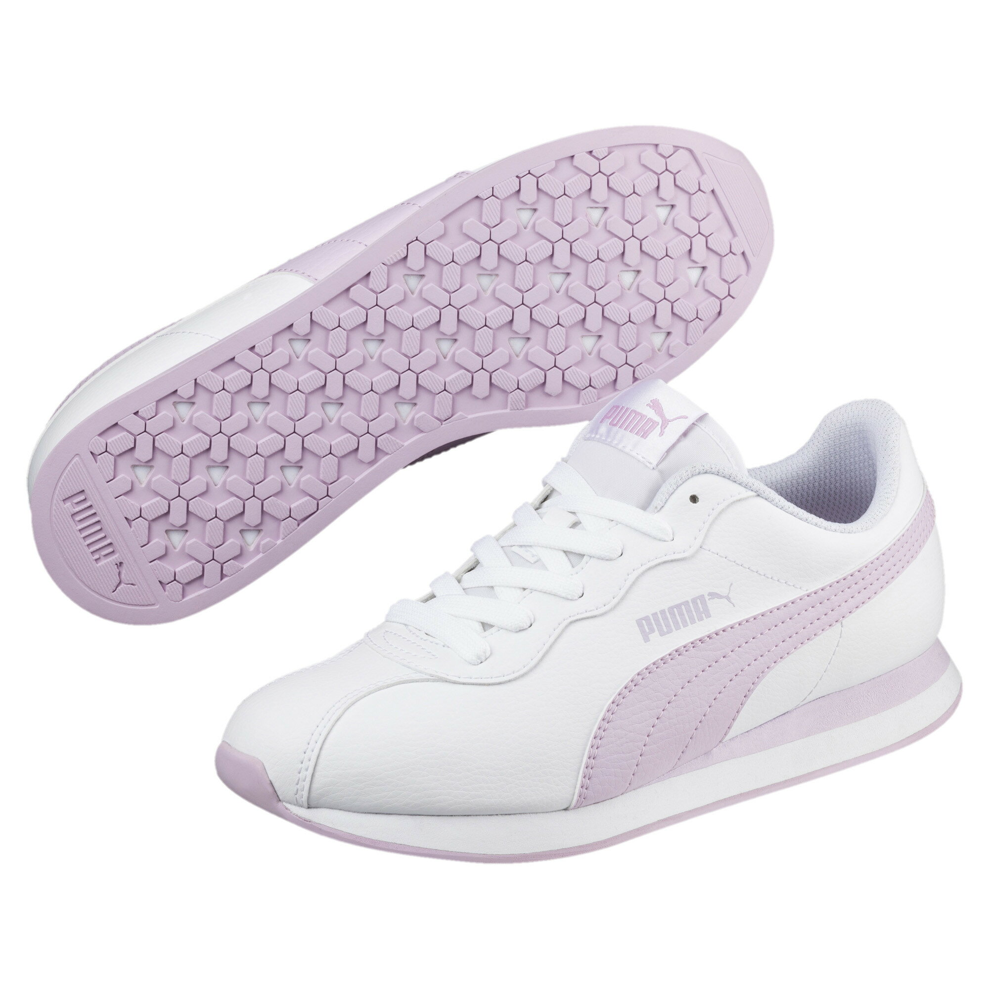 PUMA Turin II AC Infant Sneakers Color Puma White Orchid