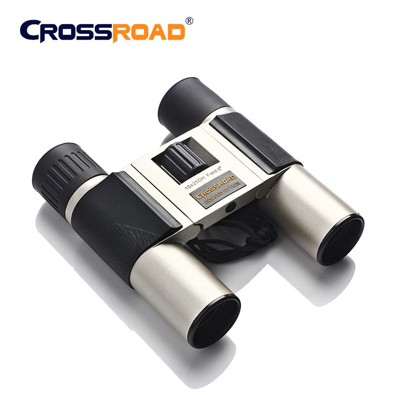 望遠鏡雙筒CrossRoad 高倍廣場便攜 1000倍軍規