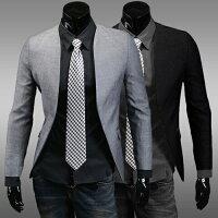 男生面試服裝穿著西裝推薦到圓弧剪裁 氣質英倫風 紳士款 西裝外套 十天預購就在窩克yes99buy樂天分店推薦男生面試服裝穿著西裝