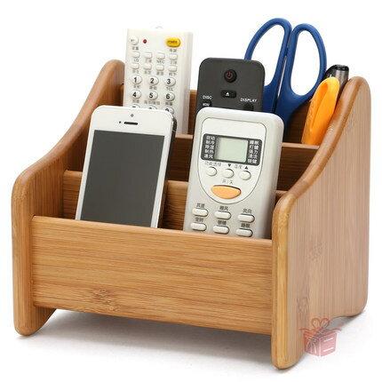 創意多功能三層收納箱 竹木收納 整理儲物盒 十天預購