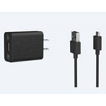 SONY UCH12 3.0 原廠快速充電器( 旅充頭+Type-C+Micro線)