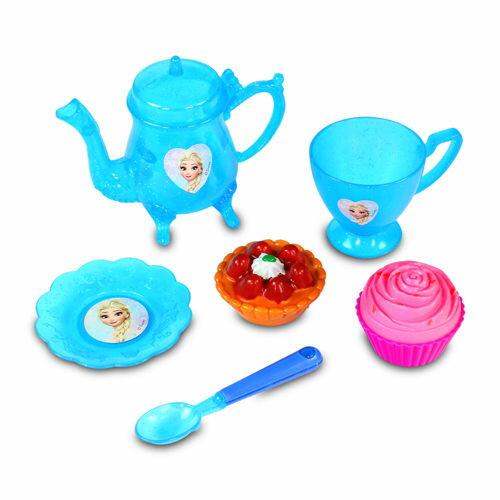 冰雪奇緣小蛋糕組/Tea Set, 6pcs/ 家家酒/ 艾莎/ ELSA/ 迪士尼/ 伯寶行