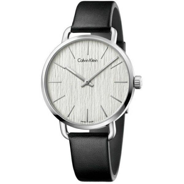 CK EVEN系列^(K7B211C6^)岩紋 腕錶  白面42mm
