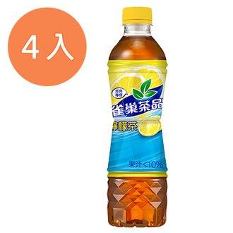 雀巢 檸檬茶 530ml (4入)/組