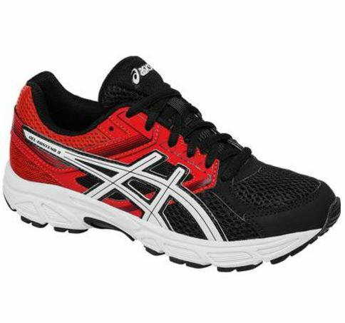 [陽光樂活=]ASICS亞瑟士 兒童系列GEL-CONTEND 3 GS 運動鞋C566N-9001