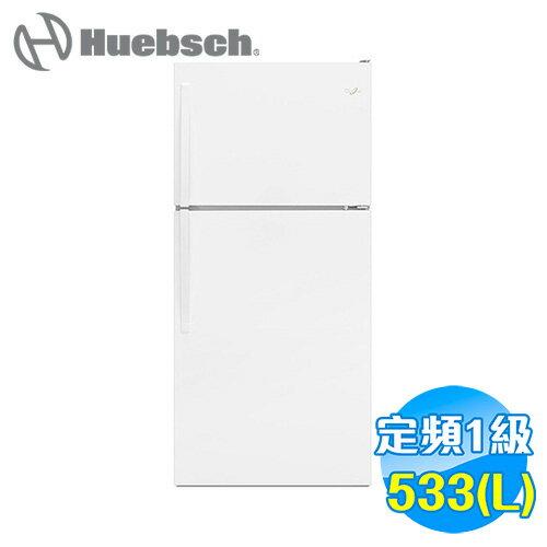 惠而浦Whirlpool533公升美式經典上下門冰箱WRT148FZDW【送標準安裝】
