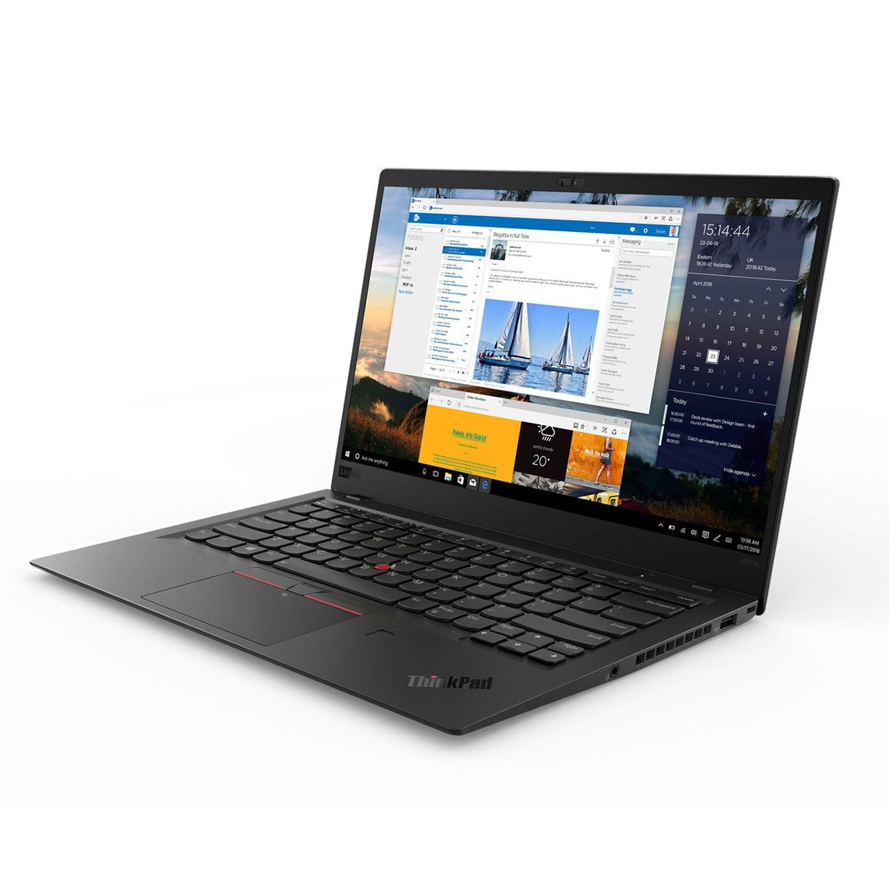 """Lenovo ThinkPad X1 Carbon 6th Generation, 14.0"""", i7-8650U, 16 GB RAM, 1TB SSD, Win 10 Pro 64 2"""