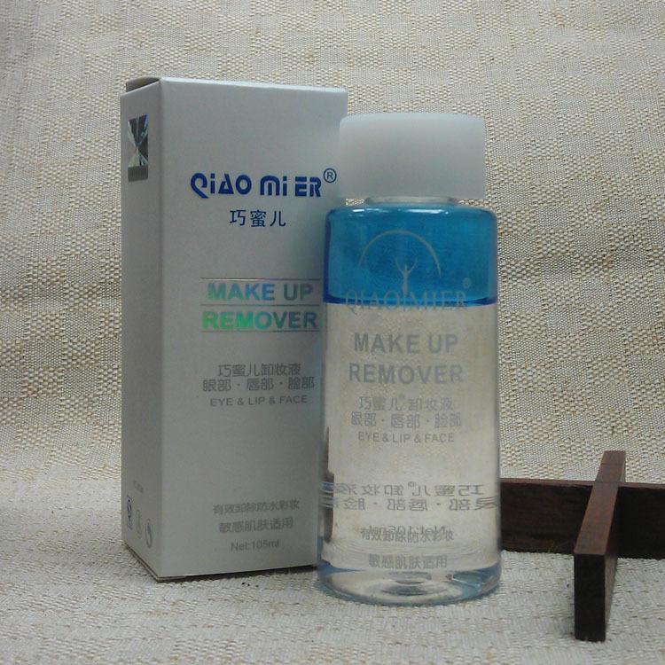 巧蜜兒卸妝液 卸妝水 臉部眼部唇部 抗敏感不刺激 偽娘變裝可用2入