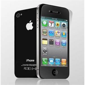 【Playwoods】[3C週邊/周邊] IPHONE 4G;HTC SMART PHONE用:防塵防反射防刮雙層膜-保護貼/ 保護膜