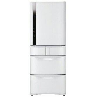 【日立HITACHI】日本原裝變頻567L。五門電冰箱。星燦白(RS59FJ/RS59FJ_W)