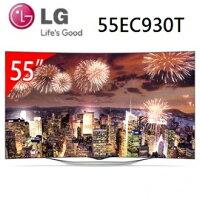 LG電子到LG 樂金 OLED TV 55吋 液晶電視 55EC930T 公司貨 分期0利率 免運