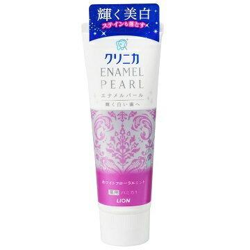 【獅王】固力寧佳珍珠亮白牙膏130g 2