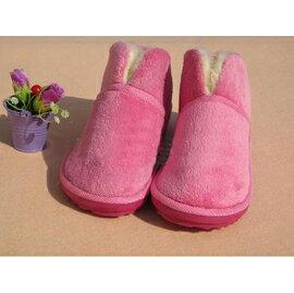 保暖棉鞋 全包跟 情侶保暖鞋 防滑男女居家鞋 棉拖鞋 羊羔絨 月子鞋 吹氣底