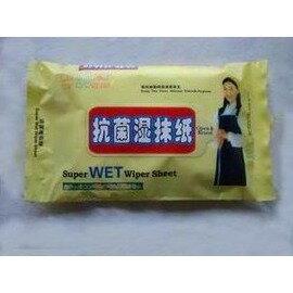 20片除塵濕巾&地板濕巾&抗菌濕抹紙&拖把濕紙(配靜電拖把使用)