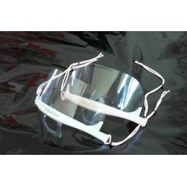 口罩/韓版時尚透明衛生口罩/食品美容業專用口罩(2個一組)