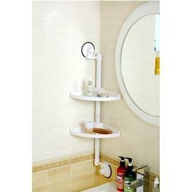 雙慶雙層角落架新奇特 時常衛浴用品浴室(品質保證 )