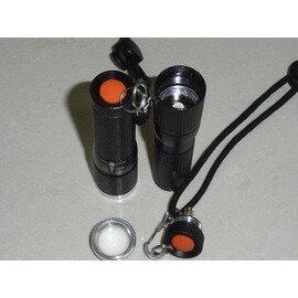 3W LED 伸縮手電筒筒 無極變焦調光/調焦強光手電筒筒遠射