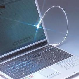 電腦周邊 送朋友同事禮品創意實用筆記本USB燈 新奇特小商品批發(團購價:4個/團)
