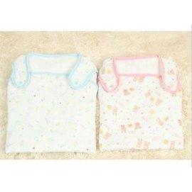 嬰兒睡袋 全棉6層紗布背心式空調睡袋 防踢被 寶寶夏季必備(中號)-7701002