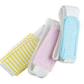 嬰兒尿片固定帶 尿布固定帶 尿布扣 尿布帶 輕鬆固定尿布(5入裝)-7701002