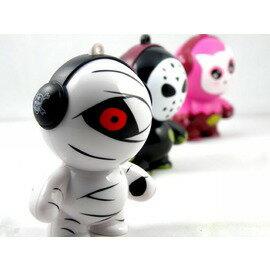 音樂怪物吸素小音箱 怪獸迷你鋰電手機MP3音響-5601007