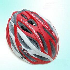 【騎行頭盔-A030】自行車頭盔一體成型頭盔山地車公路單車帽-5501001