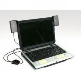 usb電腦 小音響 筆記型電腦 迷你小音箱 音響 臺式電腦音響 夾子音響-5601008