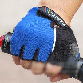 ~半指手套~TIER~騎行手套自行車手套 山地半指手套~5501001