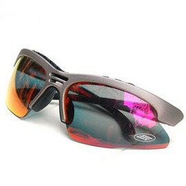 【騎行眼鏡-639R】戶外運動眼鏡山地自行車風鏡男女士太陽鏡-5501001