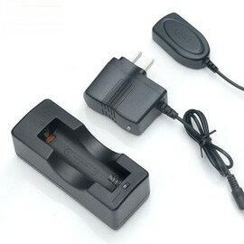 【充電器-C010】18650 單通道鋰電池充電器 手電筒筒電池充電器-5501001