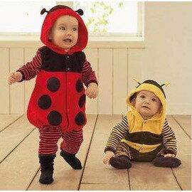 男嬰兒服裝春秋裝0-1歲 男女童裝寶寶連體衣-7701007