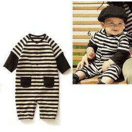 嬰兒服裝春夏裝韓國寶寶衣服春秋裝小 男童1~2歲兒童寶寶春裝~7701007