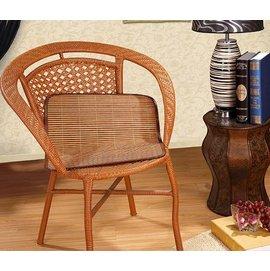 【汽車沙發墊】中號竹坐墊夏季清涼透氣防黴防蟲-7101007