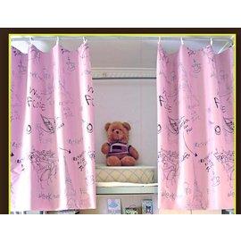 【宿舍床圍1米(3.3英尺)-單片】大學生寢室床簾/蚊帳/遮光/床圍-單片 -7101011