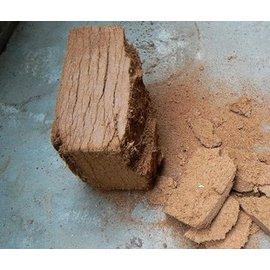 【椰磚椰土-塊】無土栽培基質 寵物墊材 蚯蚓箱配套用品-5101001