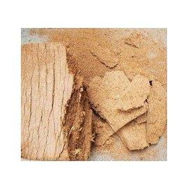 【椰磚椰土-散裝】碎塊無土栽培基質 寵物墊材 蚯蚓箱配套用品 以0.9kg計價-5101001