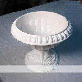 【P320豪華杯盆】碗蓮盆 外徑32(25)*高12 底徑21 總高26cm-5101002