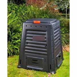 【有氧堆肥箱-440L】發酵桶 有機肥積肥箱 可拆卸堆肥桶 超大原裝外貿 85*85*80cm(預購&可選海運)-5101001