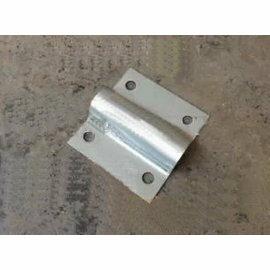 【壓管座-19&25&32】溫室大棚配件 壓管座 拱管座 水槽天溝用拱杆壓板 19 25 32mm直徑管子用(可混合),10個/包-5101008